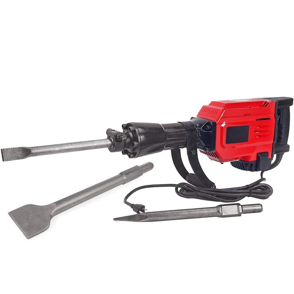 Hammer Jack Demolition 2200-Watt Plus Asphalt Cutter