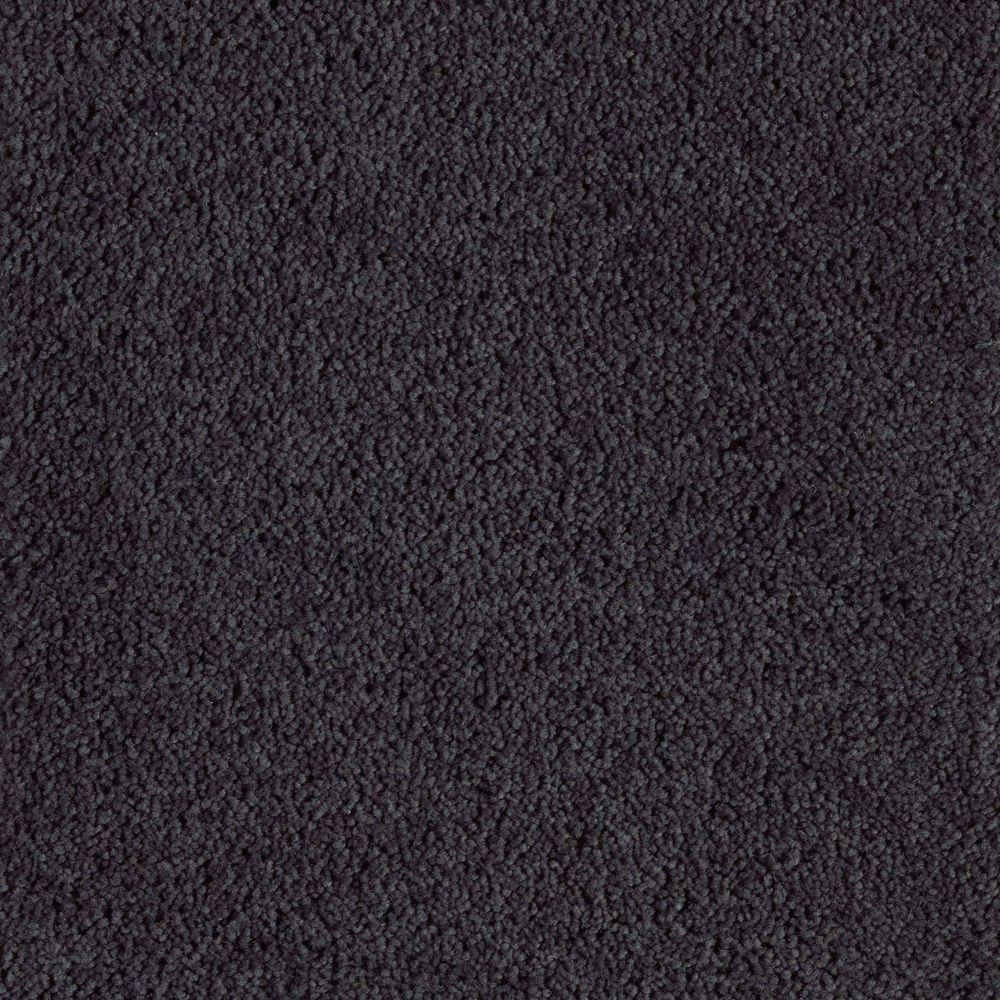 Astoria - Color Night Shade Texture 12 ft. Carpet