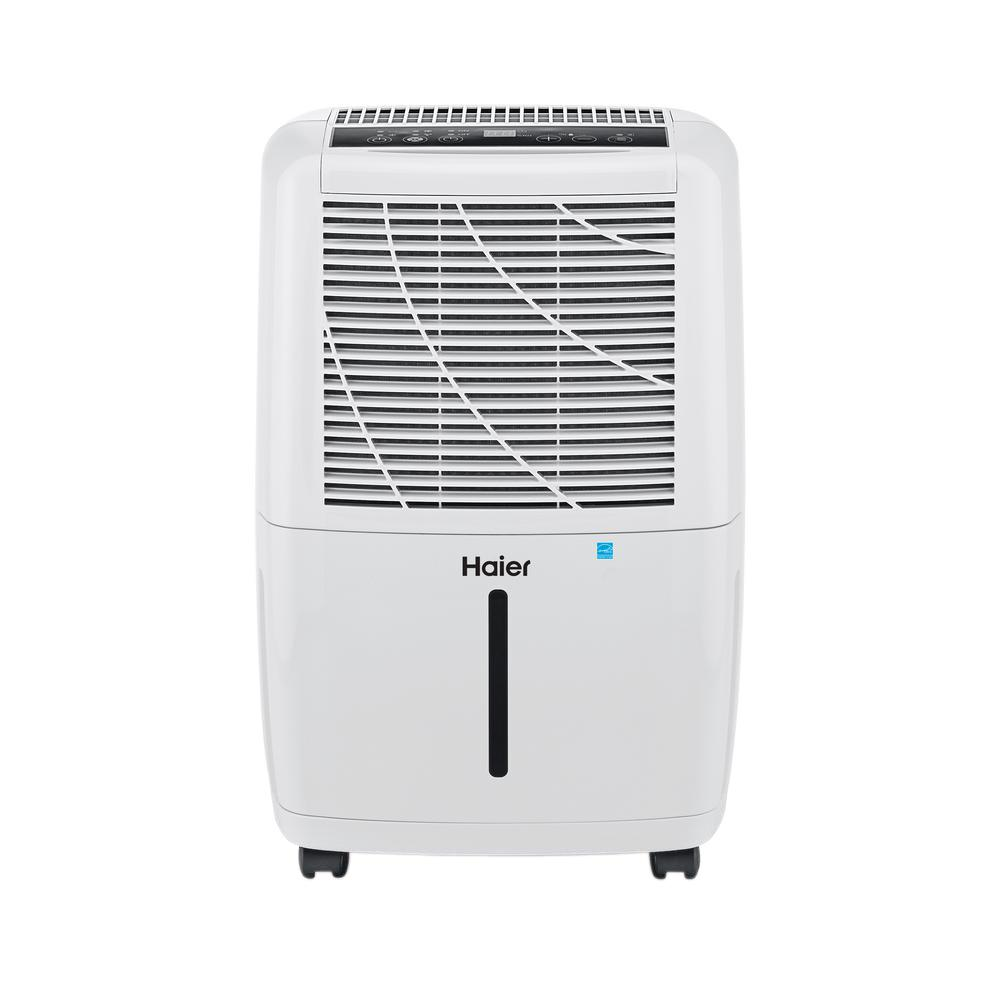 Haier ENERGY STAR 30-pt  Electronic Dehumidifer