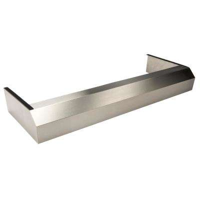 Plus LC Decorative Cover in Stainless Steel