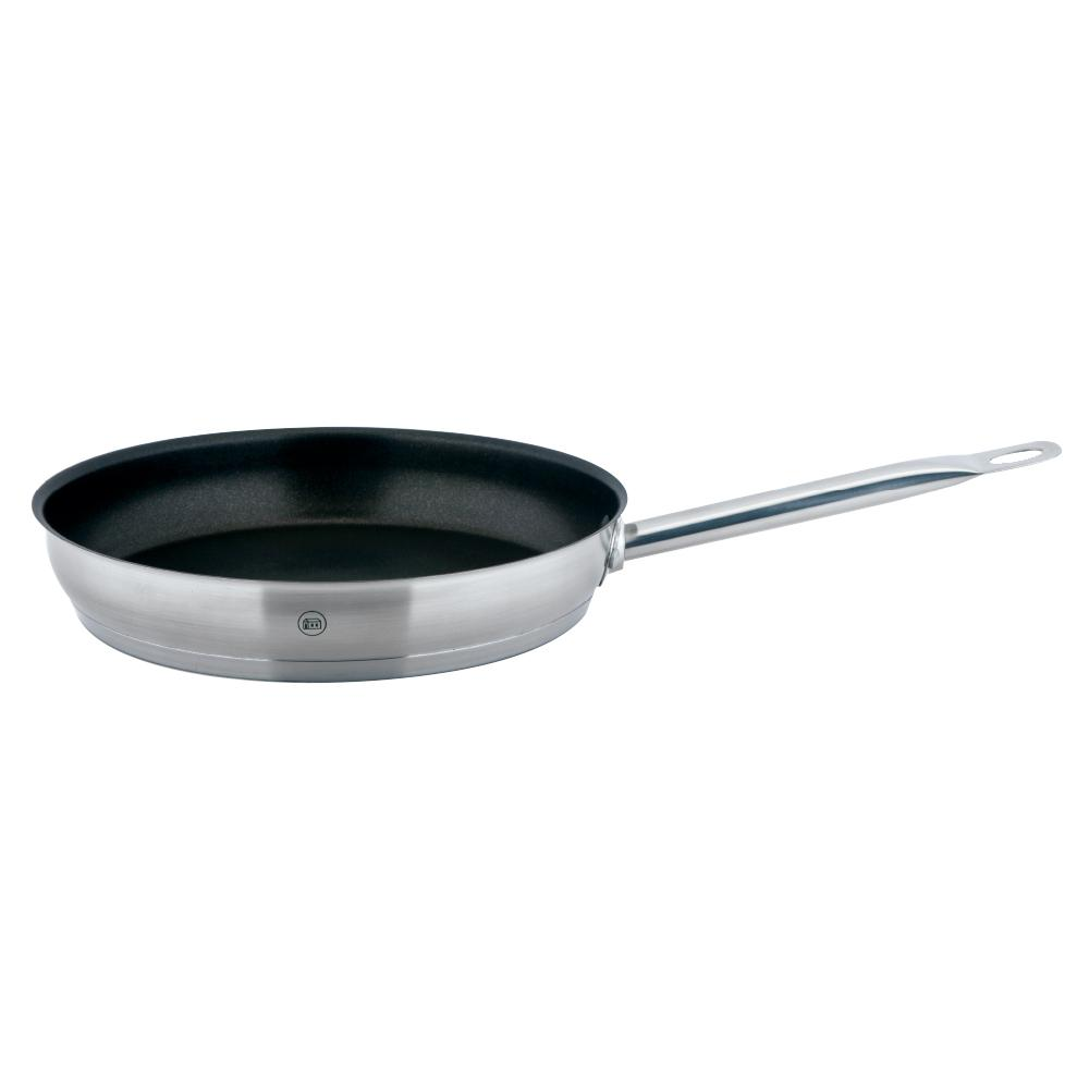 PRO-X 11 in. Stainless Steel Non-Stick Skillet