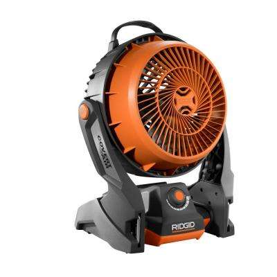18-Volt Cordless Hybrid Fan (Tool Only)
