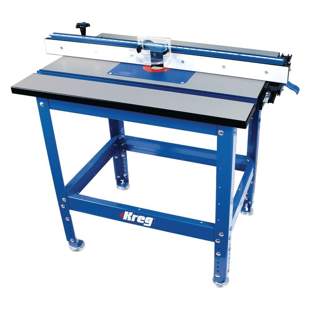Kreg Precision Router Table System