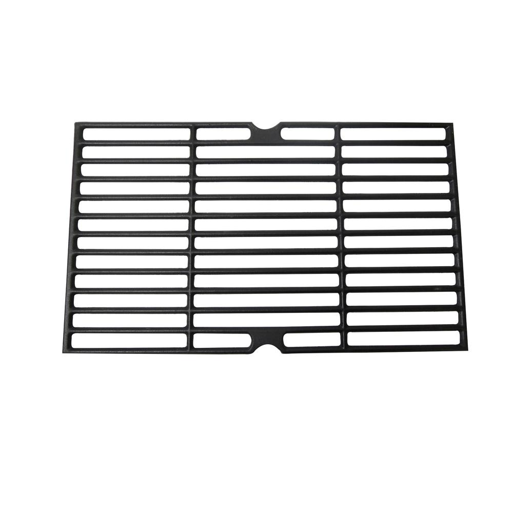 Nexgrill Cast Iron Cooking Grid With Hole Bbq Grill Replacement 17.17 X 12.64