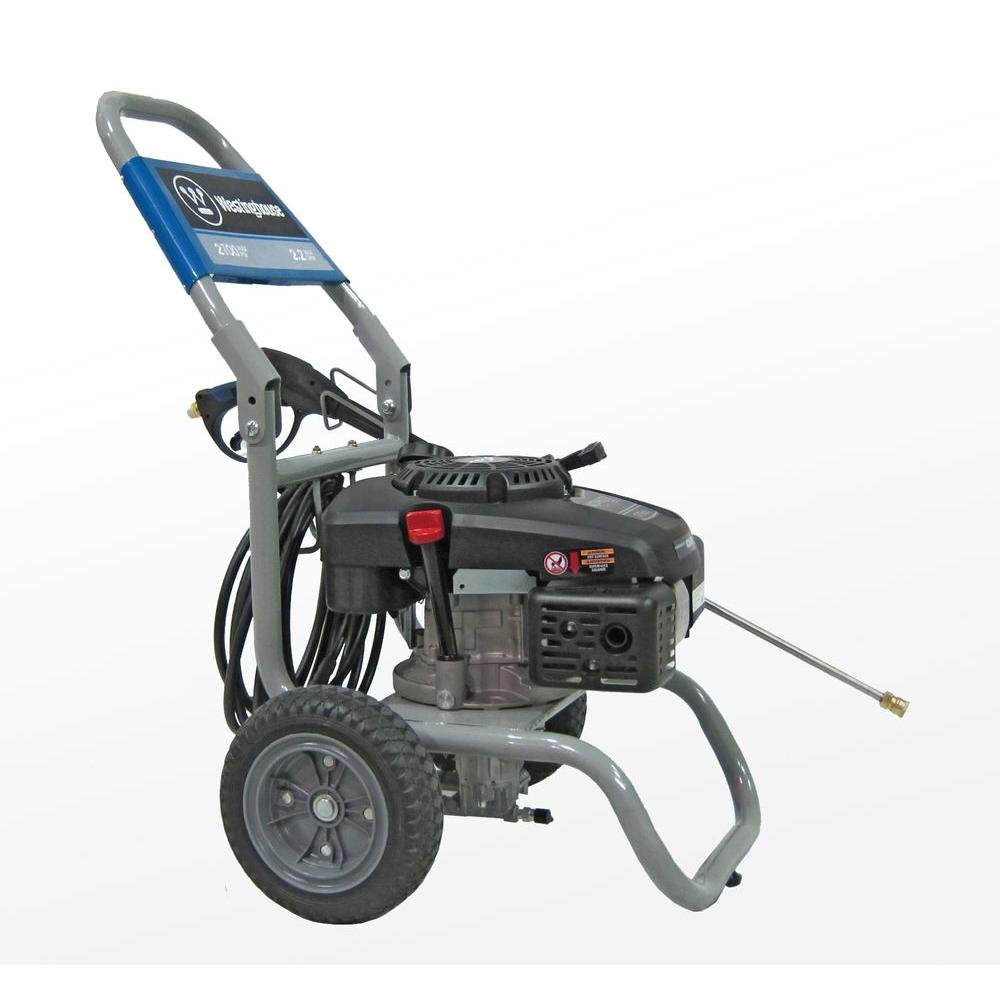 Westinghouse 2700-PSI 2.2-GPM 173 cc OHV Gas Pressure Washer