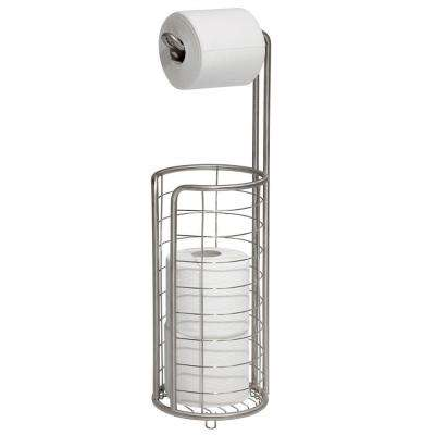 Forma Ultra Toilet Paper Holder in Brushed Stainless Steel