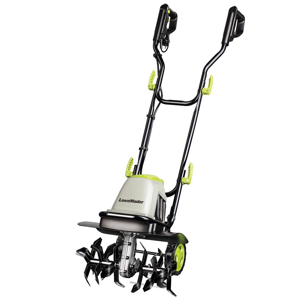 16 in. 10 Amp Corded Electric Cultivator/Tiller