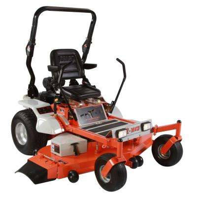 54 in. EH65V V-Twin Engine Hydrostatic Zero-Turn Commercial Mower with Free Roll Bar and Headlight