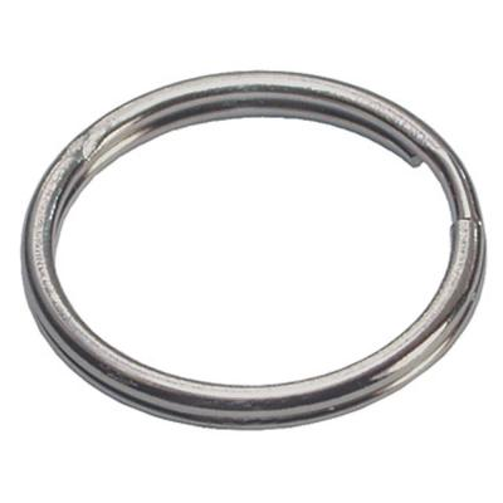1 in. Split Key Ring (2-Pack)