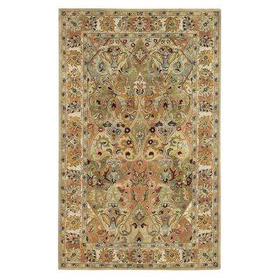 Rhodes Tan 8 ft. x 11 ft. Area Rug