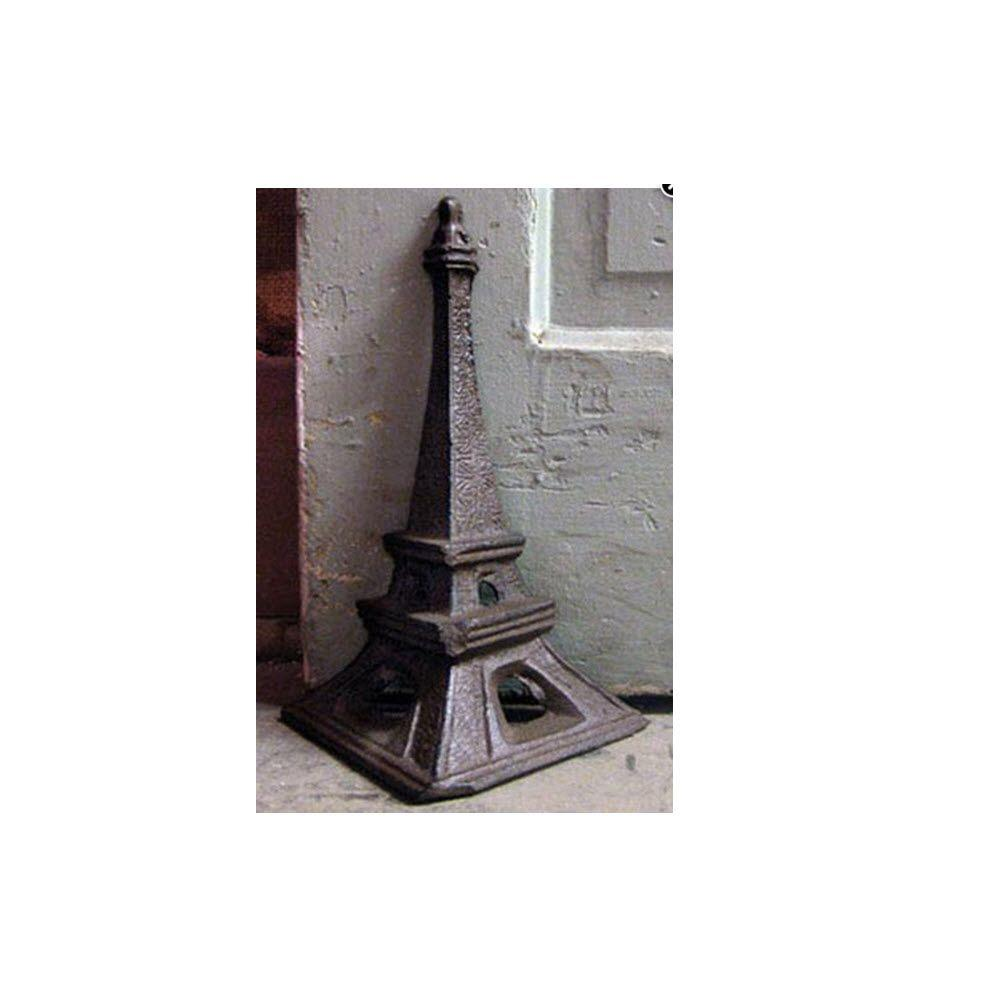 Home Decorators Collection 10.75 in. x 7.5 in. Bronze Eiffel Tower Doorstop