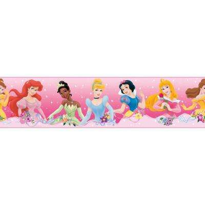 Disney Princess Dream From the Heart Peel and Stick Wallpaper Border