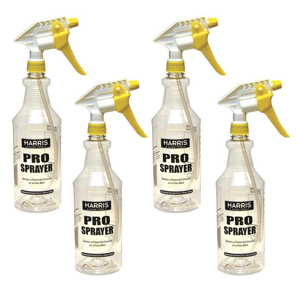 Harris Professional Spray Bottle (4-Pack) by Harris