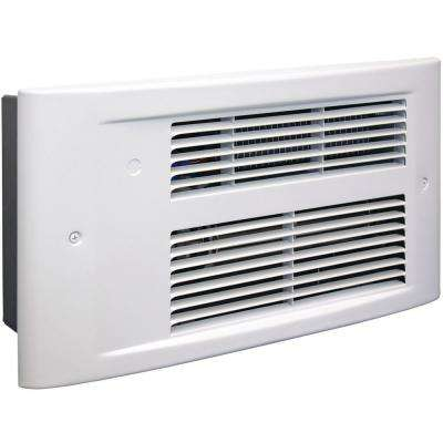 PX 120-Volt, 1500-Watt, Electric Wall Heater in White Dove