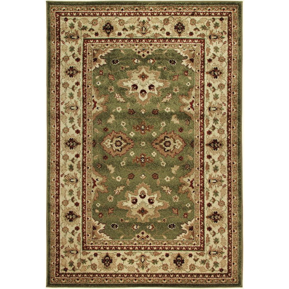 Shayd Green 8 Ft. X 11 Ft. Indoor/Outdoor Area Rug-301731