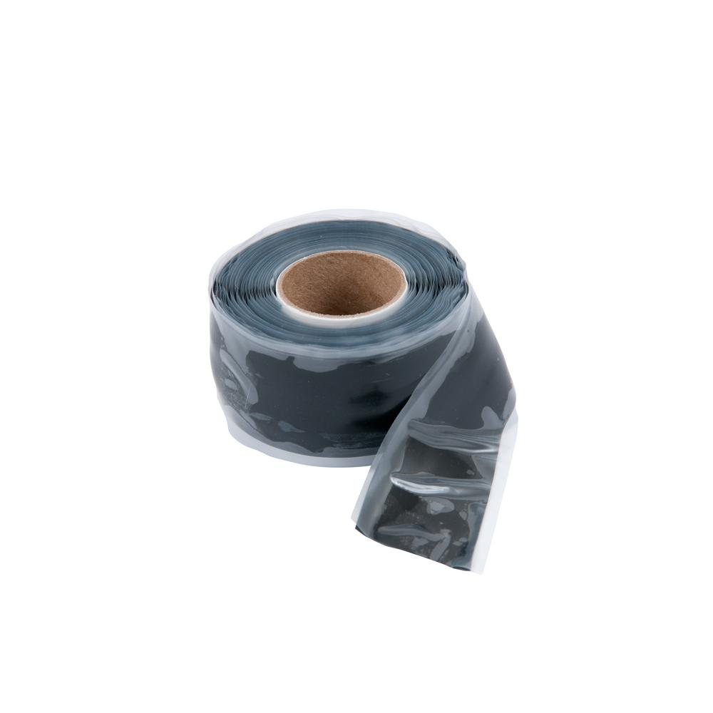 1 in. x 10 ft. Repair Tape, Black (Case of 5)