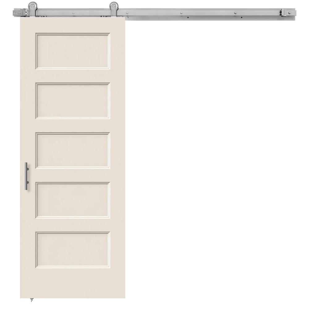 Jeld Wen 30 In X 84 In Conmore Primed Smooth Molded