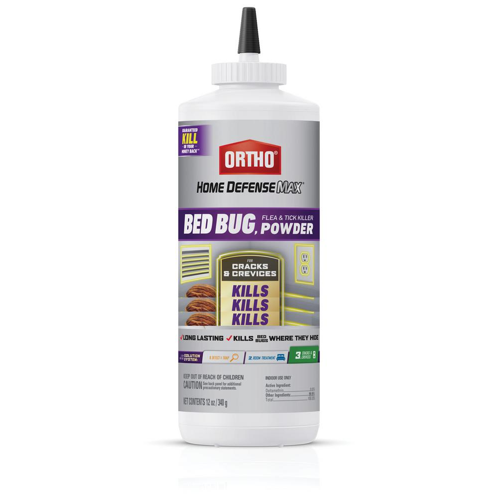 Ortho Home Defense Max Bed Bug Dust-438900505