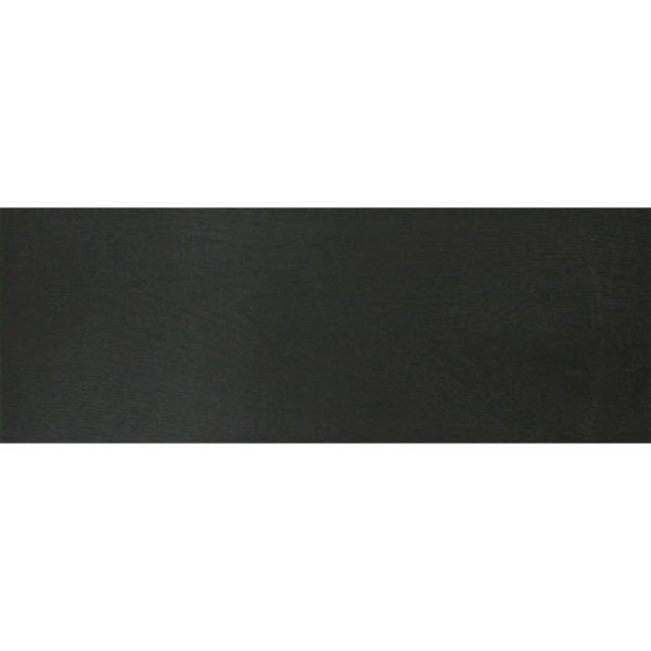 Magnolia Home by Joanna Gaines 1/4 in. x 5.1 in. x 6.5 in. Black Iron Wall Plank Sample