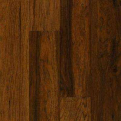 Take Home Sample - Bruce American Vintage Scraped Vermont Syrup Hardwood Flooring - 5 in. x 7 in.
