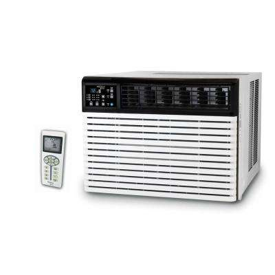 12,000 BTU 115-Volt Window Air Conditioner with LCD Remote Control, ENERGY STAR