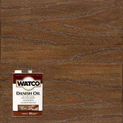 1 gal. Dark Walnut Danish Oil (2-Pack)