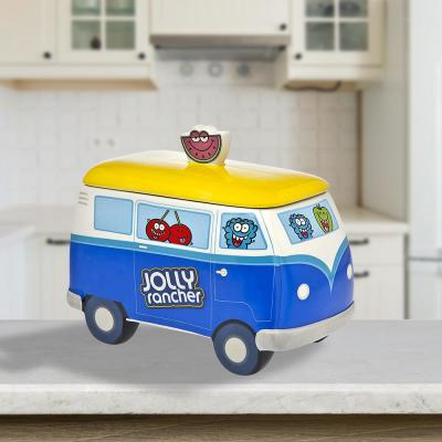 Jolly Ranchers Candy Bus