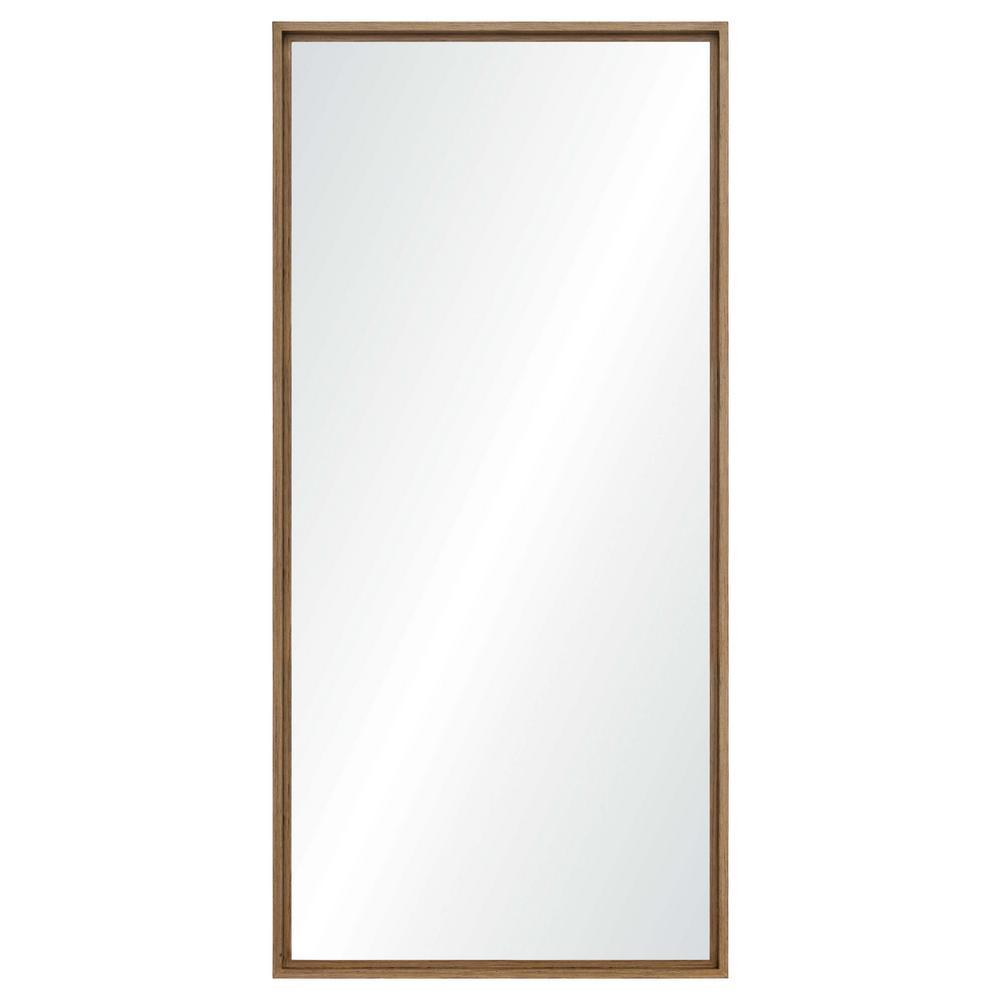 Kelso 36 in. x 24 in. Framed Wall Mirror