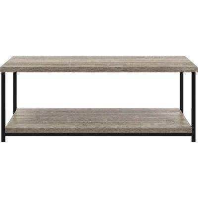 Seneca Sonoma Oak Storage Coffee Table