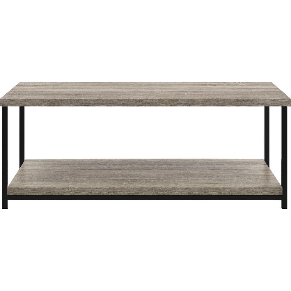 Ameriwood Seneca Sonoma Oak Storage Coffee Table HD20717