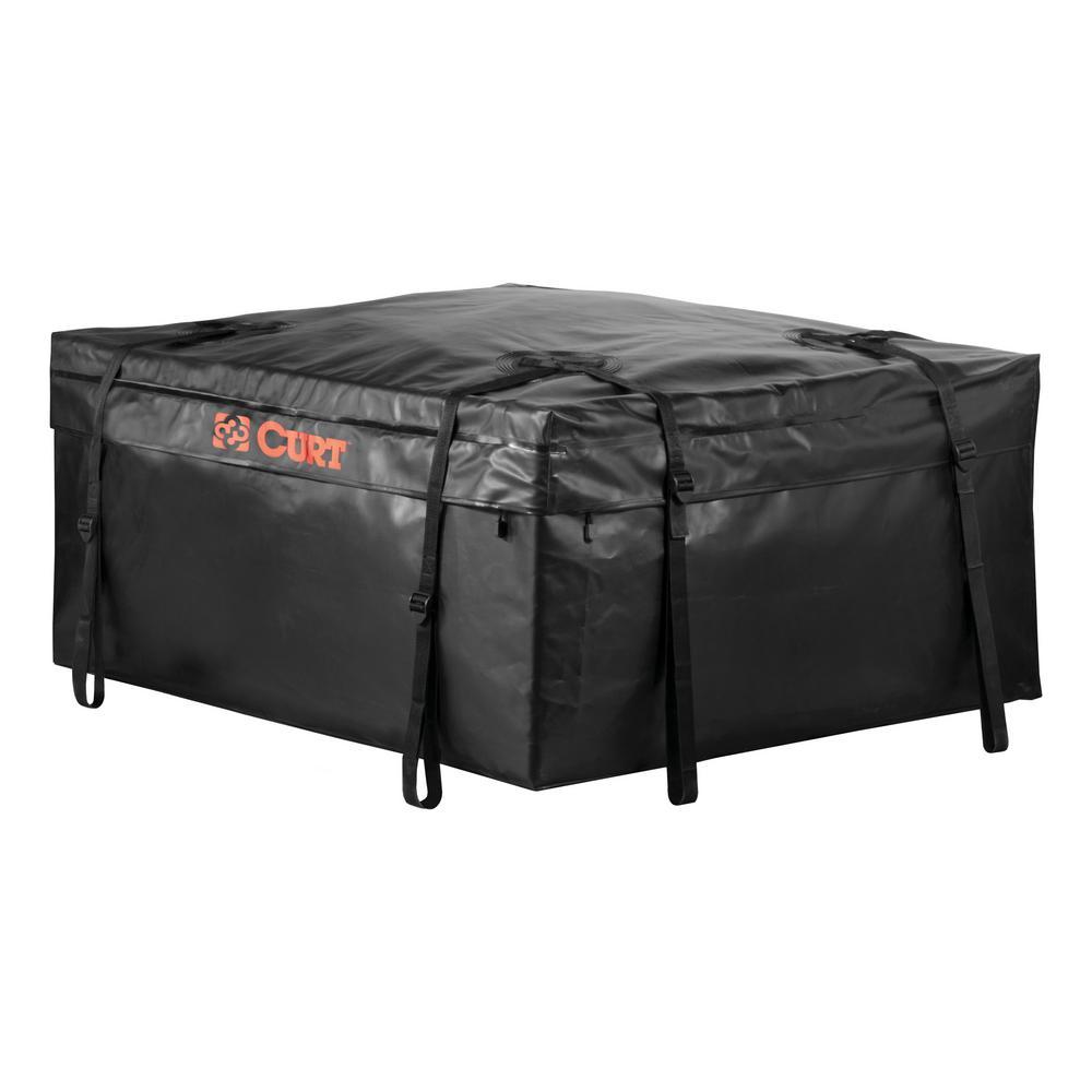 CURT 38in. x 34in. x 18in. Water Resistant Rooftop Cargo Bag