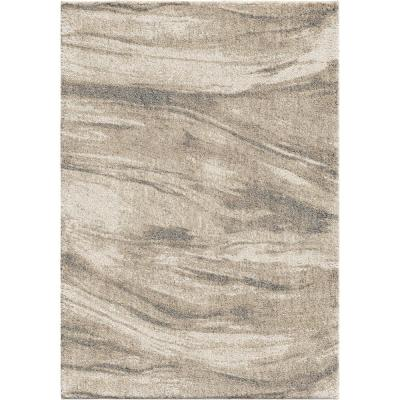 Sycamore Ivory 5 ft. 3 in. x 7 ft. 6 in. Area Rug