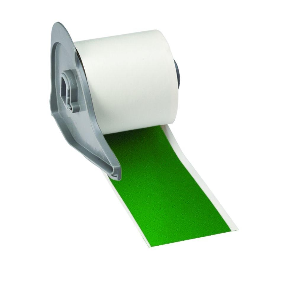 BMP71 B-595 2 in. x 50 ft. Indoor/Outdoor Vinyl Film Green