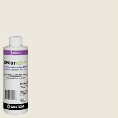 Polyblend #381 Bright White 8 oz. Grout Renew Colorant