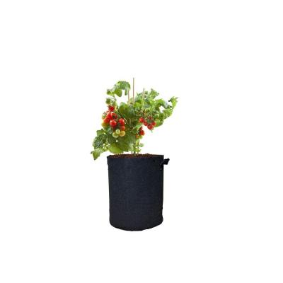 7 Gal. Breathable Fabric Root Aeration Pot with Handles (5-Pack)