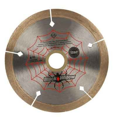Diamond Blade for Wet Tile Saws QEP 8 in