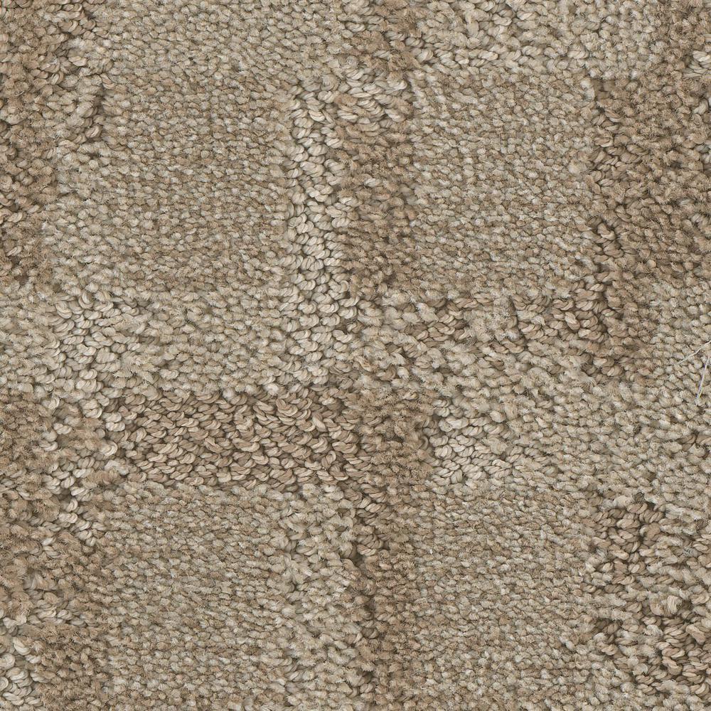Open Wheel- Color Course Pattern 12 ft. Carpet