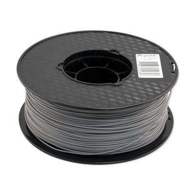 3D Printer Premium Silver PLA Filament