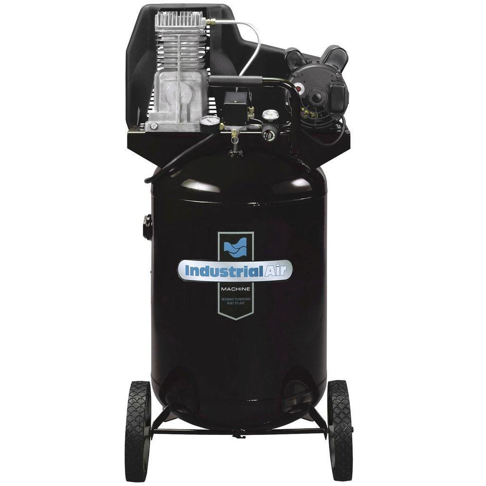 Industrial Air 27 Gal. Portable Electric Air Compressor by Industrial Air