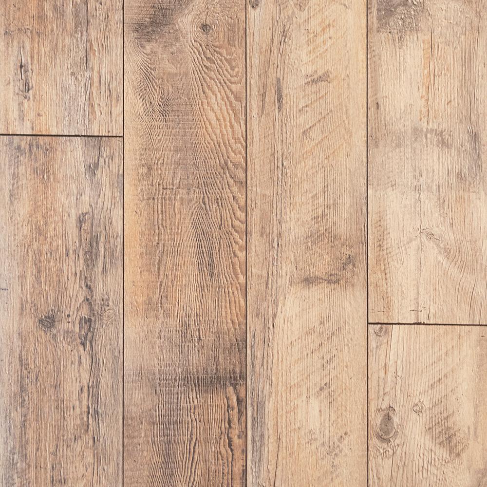 Reedville Pine Laminate Flooring - 5 in. x 7 in. Take Home Sample