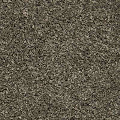 Carpet Sample - Castle II - Color Polar Star Textured 8 in. x 8 in.