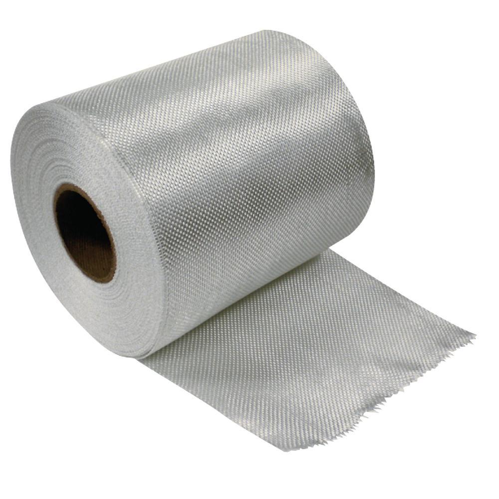 9 oz. 6 in. x 50 yds. Fiberglass Cloth Tape