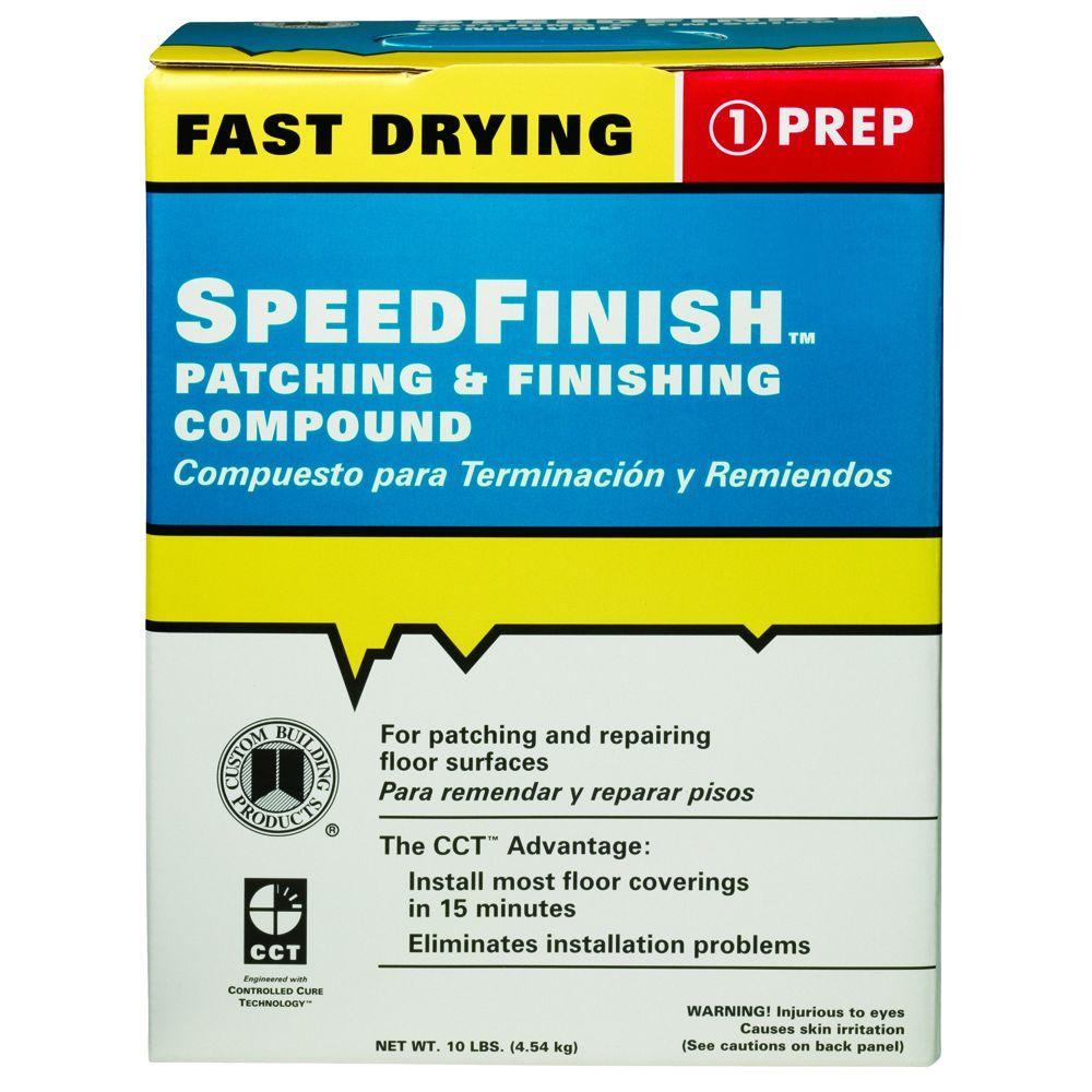 SpeedFinish 10 lb. Patching and Finishing Compound