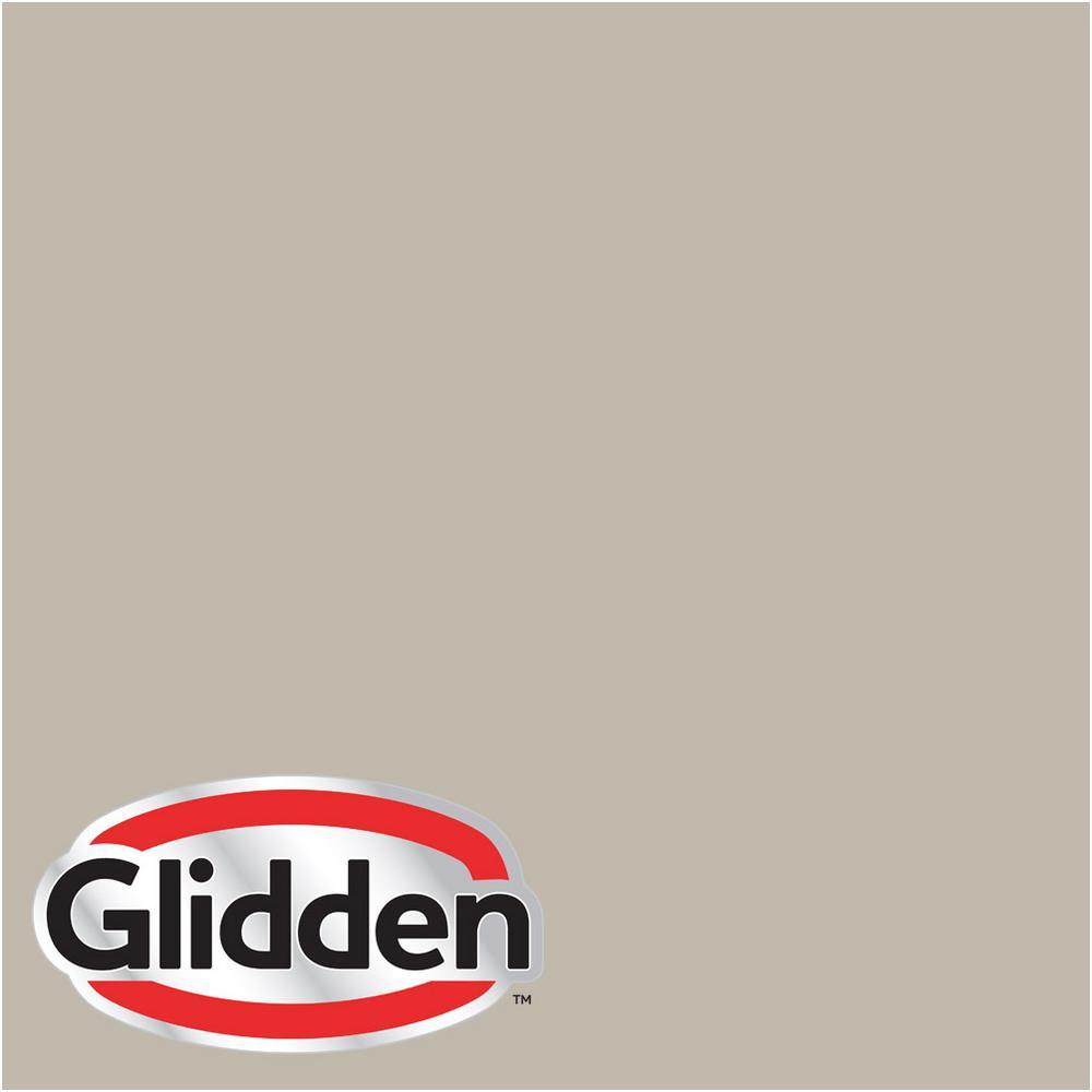 8 oz. #HDGWN36D Silver Clamshell Satin Interior Paint Sample