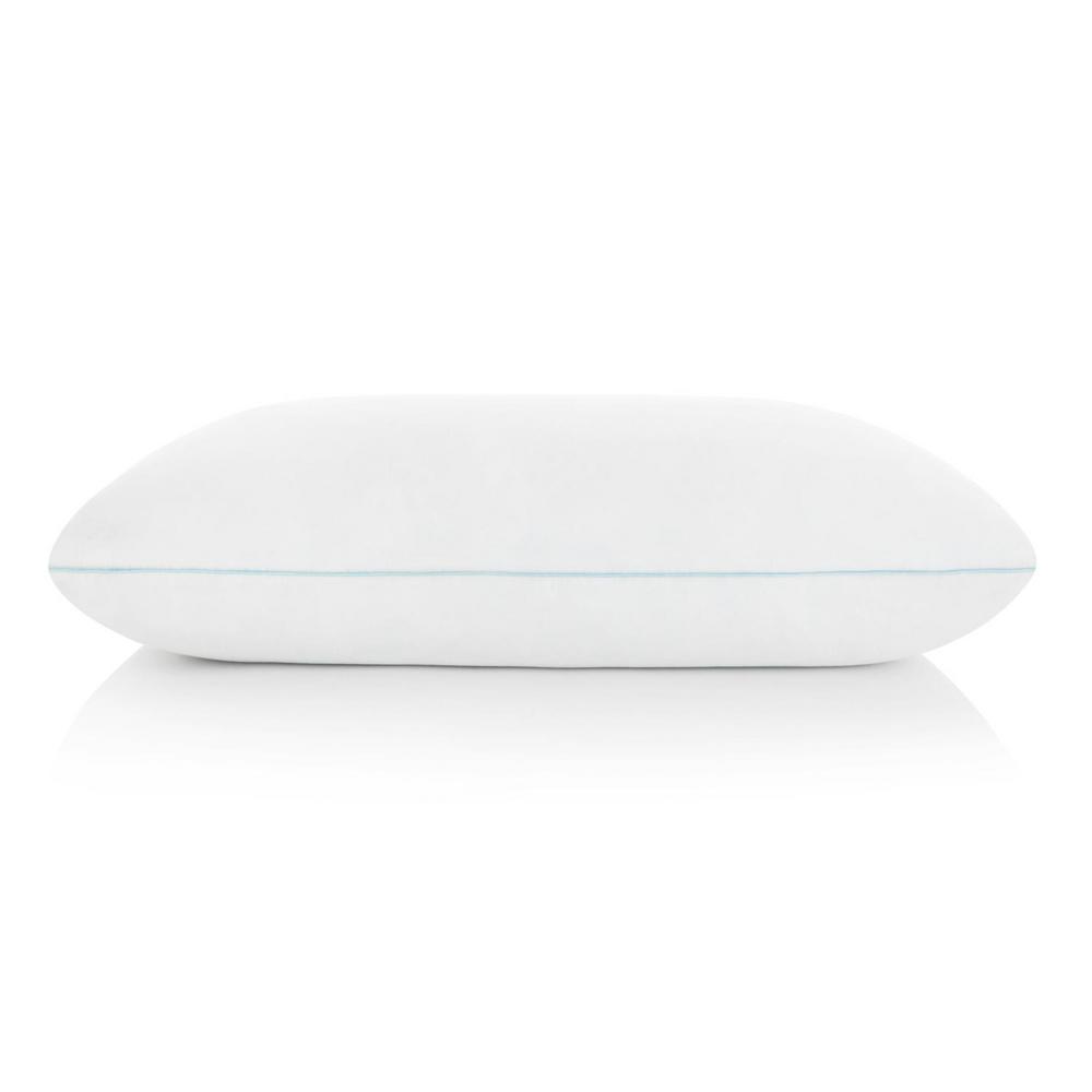 Shredded Memory Foam Pillow with Gel Memory Foam Layer - King