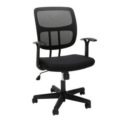 Essentials Collection Mesh Office Chair, in Black (ESS-3003)