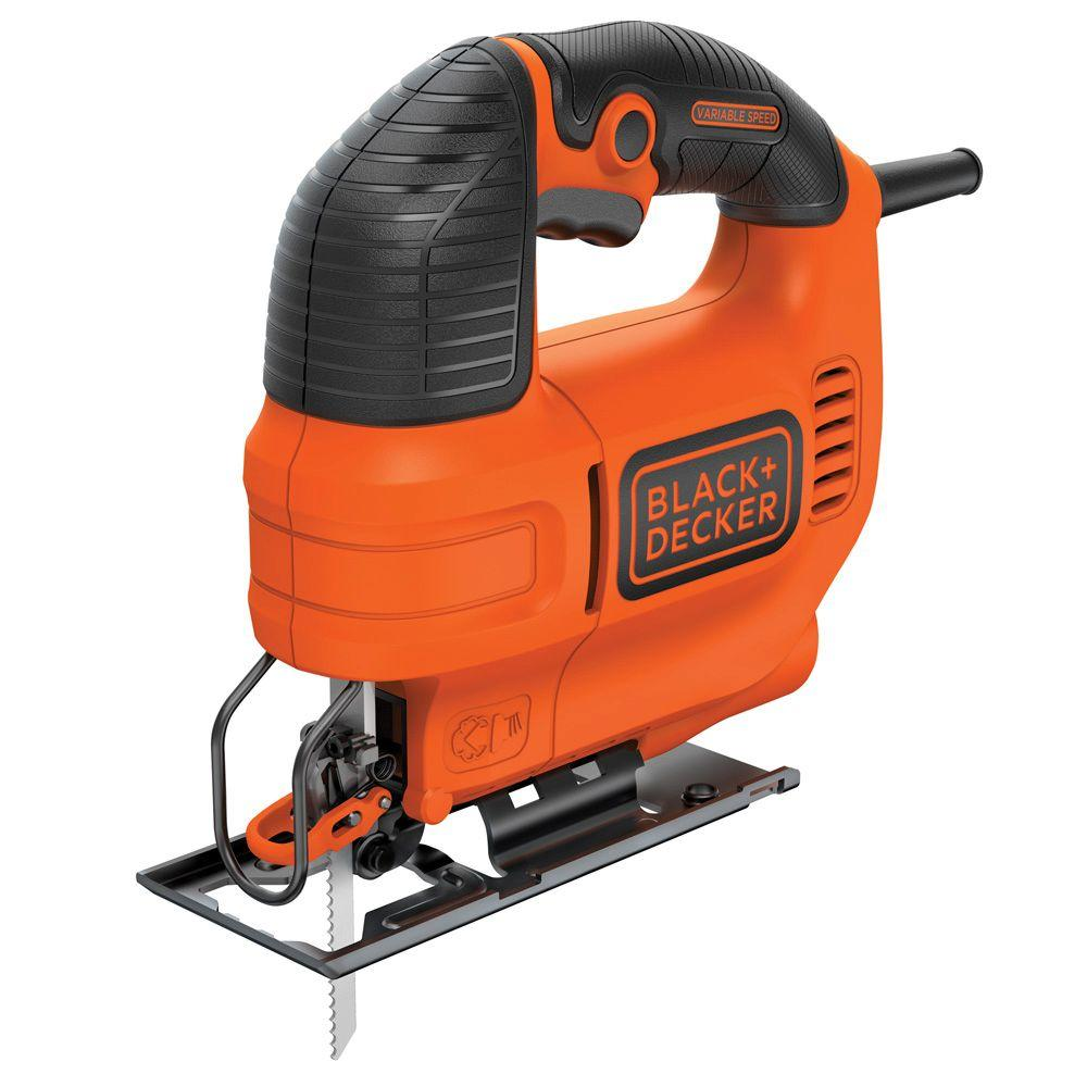 black and decker tools. black+decker 4.5 amp jig saw black and decker tools
