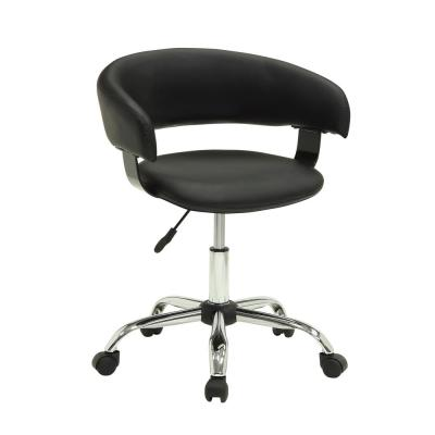 Minden Black Desk Chair