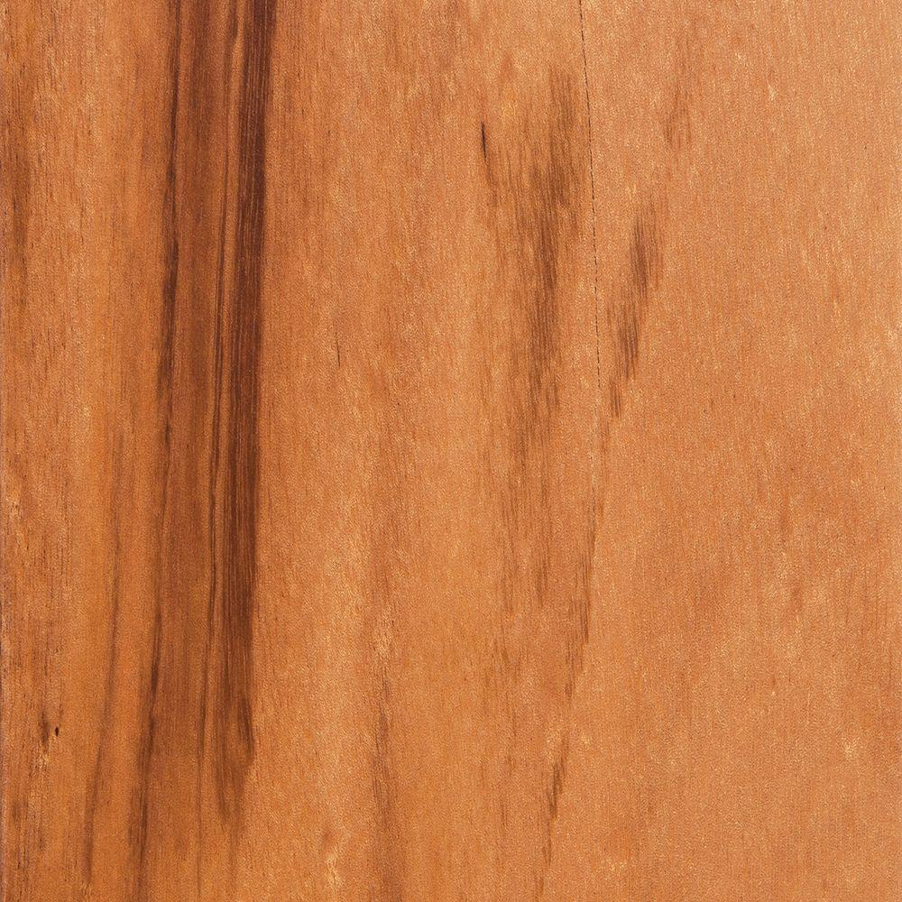 Home Legend Exotic Tiger Wood Natural 1/2 in. Thick x 5 in. Width x Random Length Engineered Hardwood Flooring-DISCONTINUED