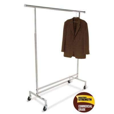 Commercial Grade - Heavy Duty Single Rail Rack